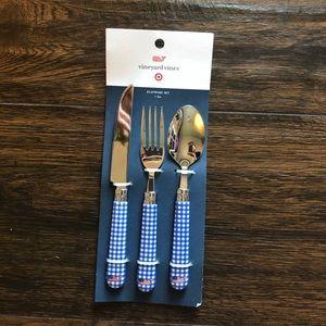 Vineyard vines 🐳 for Target 🎯 plastic cutlery